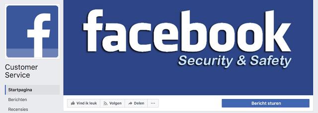 Waarschuwing: Facebook-pagina hackers aan het werk