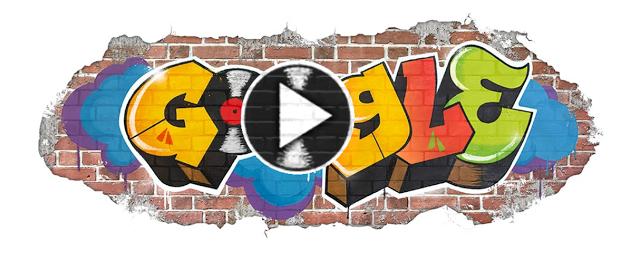Google viert 44 jaar bestaan van hiphop