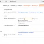Blogger-Kandidaat-Open-VLD-Lanaken-Instellingen-voor-mobiel-en-e-mail
