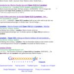 Hoezo gratis promotie via Google zoekresultaten?